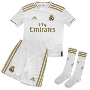 Football enfant ADIDAS Mini-kit domicile Real Madrid 2019/20
