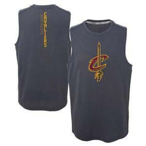 Basketball enfant NBA Débardeur NBA Cleveland Cavaliers gris pour enfant taille - XL (165-175cm)