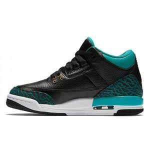 Mode- Lifestyle enfant NIKE Basket Nike Air Jordan 3 Retro (GS) - 441140-018