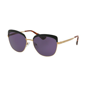 Mode- Lifestyle  PRADA Prada SPR51T Antique Gold/Black Violet
