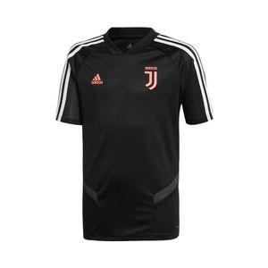Football enfant ADIDAS PERFORMANCE Nouveau Maillot Officiel D'Entrainement Enfant Adidas Juventus de Turin Saison 2019/2020