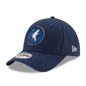 Mode- Lifestyle homme NEW ERA Casquette New Era 9forty Minnesota Timberwolves The League