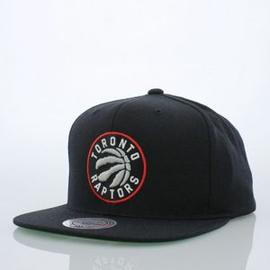 Basket ball homme MITCHELL AND NESS Casquette NBA Toronto Raptors Mitchell & ness Snapback NT78Z