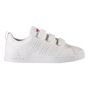 Mode- Lifestyle homme ADIDAS Chaussures adidas neo VS Advantage Clean CMF blanc rose enfant