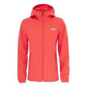 Outdoor femme THE NORTH FACE Veste The North Face Nimble Hoodie rouge femme