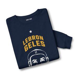 Basket ball adulte SPORT IS GOOD Sweatshirt mixte Lebron Lakers