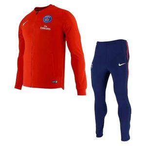 Football homme NIKE Nike Survêtement PSG 2017/18 Adulte 854626 676