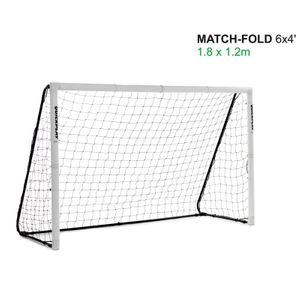 Football  QUICKPLAY But de foot pliable Quickplay match fold 1,8m x 1,2m