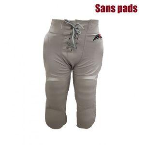 RAWLINGS Pantalon de football américain Sportland gris pour adulte taille - XL