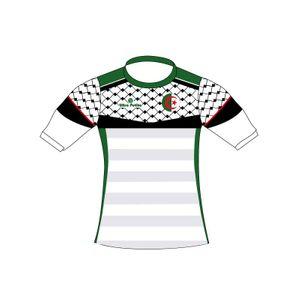 MAILLOT Rugby à XV  ULTRA PETITA Maillot rugby adulte - Algérie réplica domicile 2016/2017 - Ultra Petita