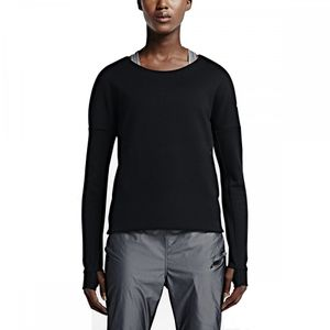 Mode- Lifestyle femme NIKE Sweat Nike Tech Fleece Crew - 685748-010