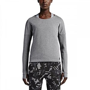 Mode- Lifestyle femme NIKE Sweat Nike Tech Fleece Crew - 685748-091