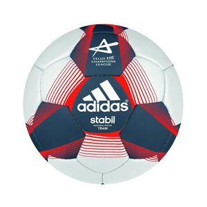 Handball  ADIDAS Ballon Replica Stabil Train Blanc Handball Adidas