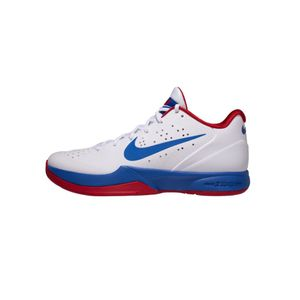 Volley ball adulte NIKE Chaussures Nike Air Zoom HyperAttack blanc/bleuroyal/rouge