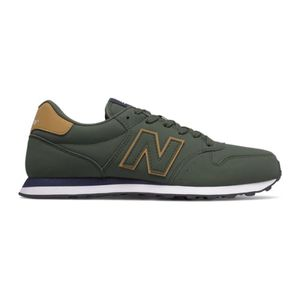 homme NEW BALANCE Chaussures New Balance GM 500 vert marron