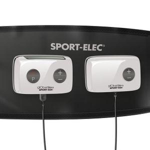 Musculation  SPORT ELEC Global stim ceinture Sport-Elec Electrostimulation