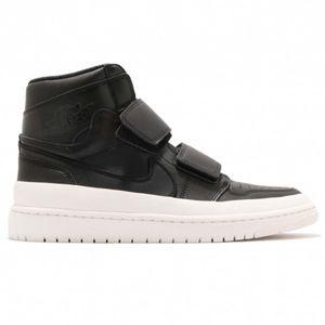 Mode- Lifestyle adulte JORDAN Chaussure de Basket Air jordan 1 Retro high Double Strap Noir pour homme Pointure - 41