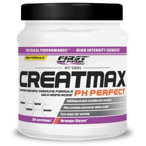 FIRST IRON SYSTEMS CREATMAX PH PERFECT