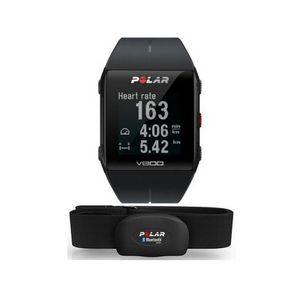 Course à pied  POLAR GPS POLAR V800 HR (cardio) noir