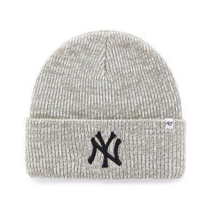 Mode- Lifestyle adulte 47 BRAND Bonnet 47 Brand New York Yankees Gris