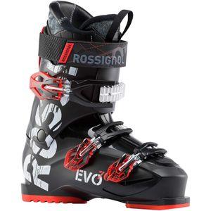 Ski alpin homme ROSSIGNOL Chaussures De Ski Rossignol Evo 70 - Black/red Homme
