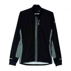 Adidas XPR Softshell veste de running pour hommes (noir