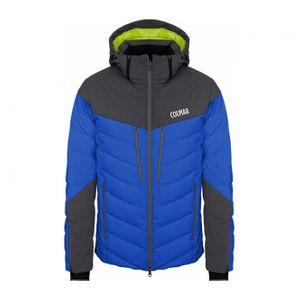 Sports d'hiver homme COLMAR Colmar - Sapporo veste de ski pour hommes (bleu/gris)