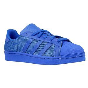 Mode- Lifestyle homme ADIDAS Adidas Superstar Blue