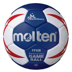 Handball adulte MOLTEN Ballon de compétition HX5001 FFHB taille 3