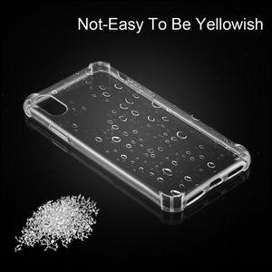 auto-hightech Coque housse iphone xr-Ultra-minces Transparentes Mou de TPU étui de Protection pour iPhone XR (Transparent)