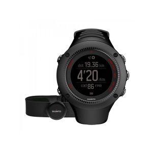 Objet connécté - high tech  SUUNTO Montre GPS Ambit 3 Run Black (HR) Suunto