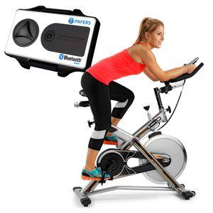 Fitness  BH FITNESS Vélo indoor JET BIKE PRO X WH9162RF. XKIT inclut. Volant inertie 22 Kg