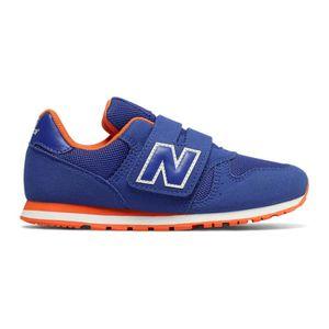 Mode- Lifestyle homme NEW BALANCE Chaussures New Balance 373 scratch bleu marine orange junior