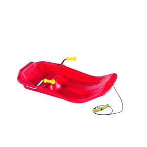 Outdoor  FRENDO Luge adulte - JET STAR - rouge