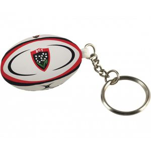 ACCESSOIRE RUGBY Rugby à XV  GILBERT Porte clés - Rugby Club Toulonnais - Gilbert