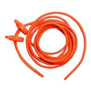 ZONE3 Lacets Zone3 Elastic Laces orange