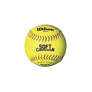 WILSON balle de Softball Molle Wilson