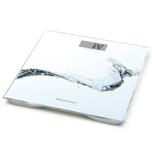 MEDISANA Medisana Pèse-personne de salle bain PS 405 180 kg 40405