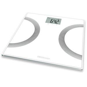 MEDISANA Medisana Pèse-personne impédancemètre BS 445 180 kg blanc