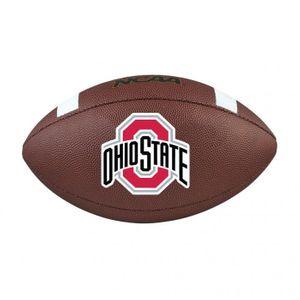 Football US homme WILSON Ballon de Football Américain Wilson NCAA Composite Ohio Team