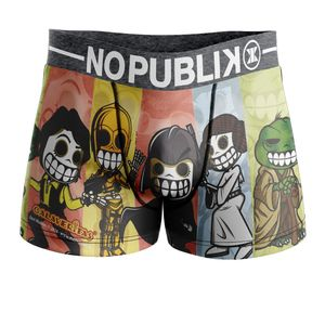 Mode- Lifestyle homme NO PUBLIK No Publik - Boxer Enfant Calaveritas Skull Space Warriors