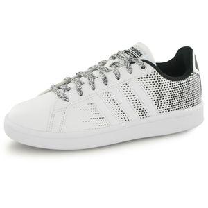 Mode- Lifestyle femme ADIDAS NEO Adidas Neo Cf Advantage Cl blanc, baskets mode femme