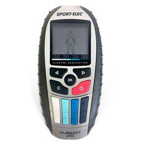 Musculation  SPORT ELEC Pack multisport pro précision avec ceinture  Sport-Elec Electrostimulation
