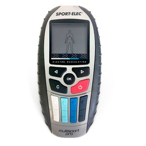 Musculation  SPORT ELEC Multisport pro précision Sport-Elec Electrostimulation
