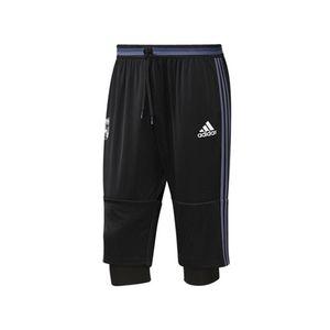 Mode- Lifestyle homme ADIDAS Short 2 en 1 Real Madrid Football Noir Garçon Adidas