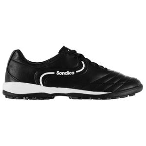 homme SONDICO Strike Ii Astro Turf Chaussures De Football En Cuir Pour Gazon Artificiel