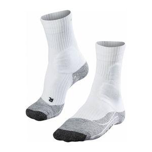 Tennis homme FALKE Falke - Falke Te 2 New Hommes Chaussettes de tennis (blanc/gris)