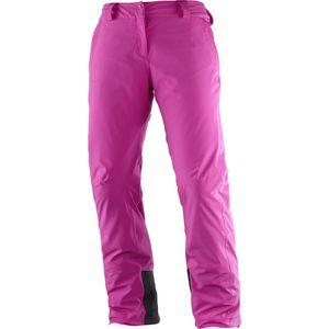 Ski alpin femme SALOMON Pantalon de ski Salomon Icemania Pant W