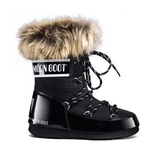 Ski femme TECNICA Monaco low blk moon boot