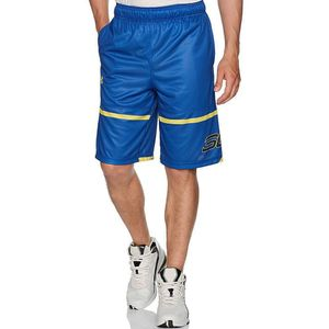 Basket ball homme UNDER ARMOUR Pick n roll 11In Homme Short Basketball Bleu Under Armour
